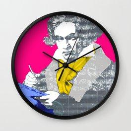 Ludwig van Beethoven 6 Wall Clock