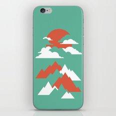 Fall Mountains iPhone & iPod Skin