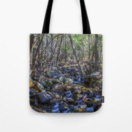 Yosemite Woodland Tote Bag