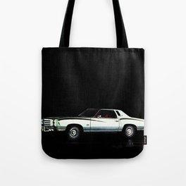 1976 Chevrolet Monte Carlo Tote Bag