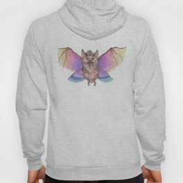 Marvelous Things - Bat with Butterfly Wings Hoody