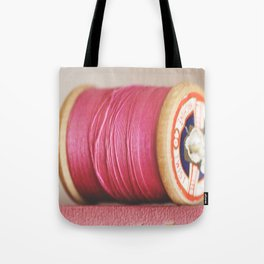 m is for magenta Tote Bag