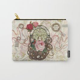 Romantic Steampunk Carry-All Pouch