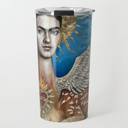 Wings to fly Travel Mug