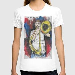 Jazz Trombone 2 T-shirt
