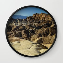 The Death Valley Wall Clock