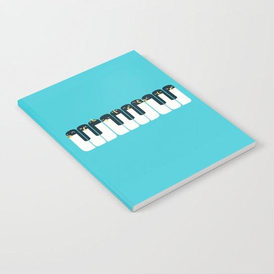 The Choir of Antarctica Notebook