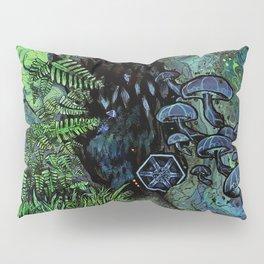 Dank, Dark Regions Pillow Sham