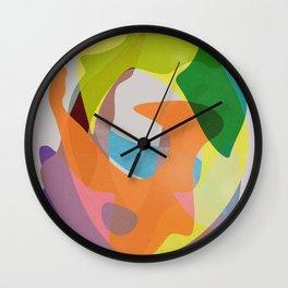 O Waves Wall Clock