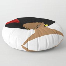 Afro Queen Floor Pillow