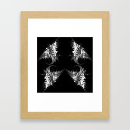 Dragon Wing Framed Art Print