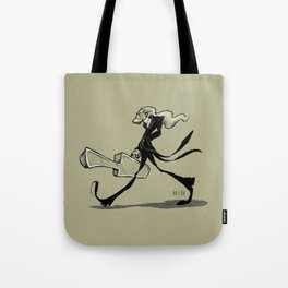 The gifted introvert Tote Bag