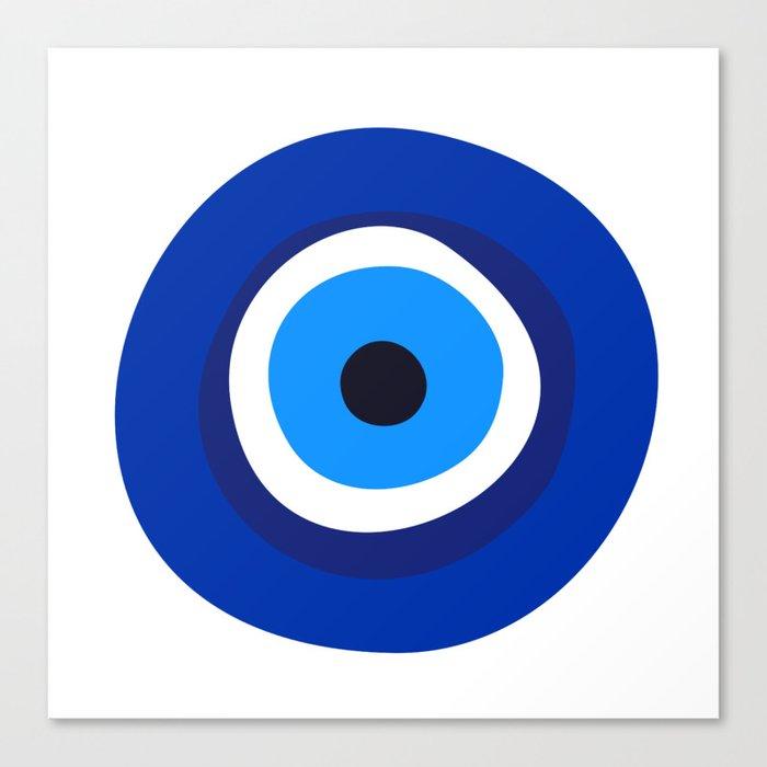evil eye symbol Leinwanddruck