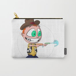 Cowboy of Squirtyness Carry-All Pouch