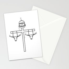 Bigimalism Stationery Cards