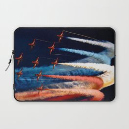BEAUTIFUL AIRPLANE FORMATION1 Laptop Sleeve