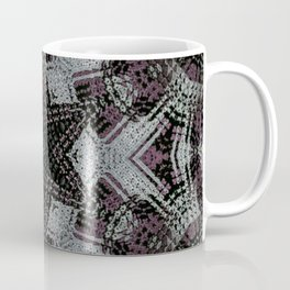 Dot Fourier Mandala 2 Coffee Mug