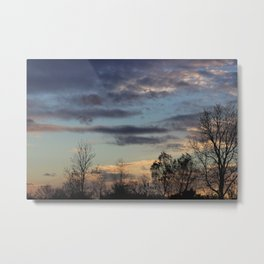 I dreamt of a place like this Metal Print
