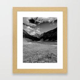 apenzell Framed Art Print