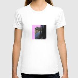 Pink sunlight_first edition T-shirt