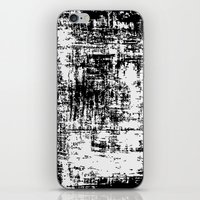 grunge iPhone & iPod Skins featuring Grunge by Jason Michael