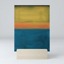 Rothko Inspired #3 Mini Art Print