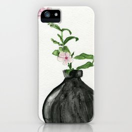 Little Impatiens iPhone Case
