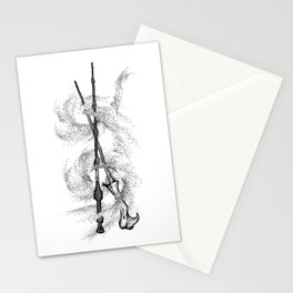 The Wands Stationery Cards