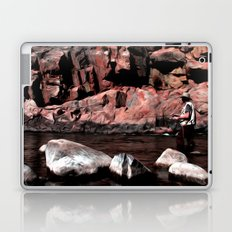 Serenity and solitude Laptop & iPad Skin