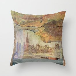 City View Throw Pillow
