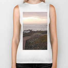 On the right path - Wildflowers bloom for those in love Biker Tank