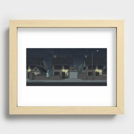 Chapter 1 Recessed Framed Print