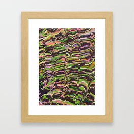 Nature Rocks Framed Art Print