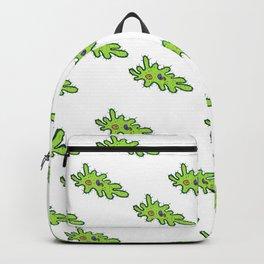 Amoeba Pattern Backpack