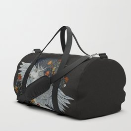 te second last unicorn Duffle Bag