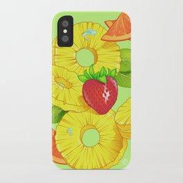 Sliced iPhone Case