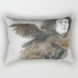 Demons Rectangular Pillow