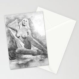 Pencilled for Pleasure Stationery Cards