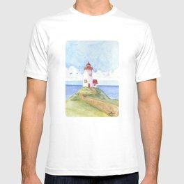 Peaceful Lighthouse T-shirt