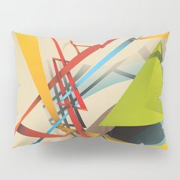 Abstractionist – Sanity is Madness Pillow Sham