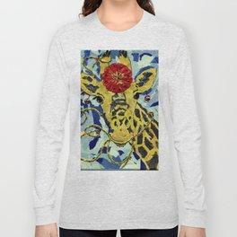 Ezmerelda The Giraffe Long Sleeve T-shirt