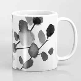 Watercolor Leaves II Coffee Mug