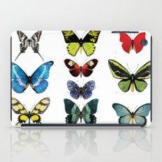 Une armée de papillons iPad Case