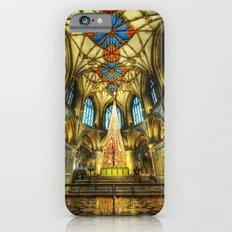 Tewkesbury At Christmas iPhone 6s Slim Case