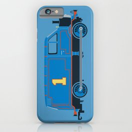 Tommy the Van Engine iPhone Case