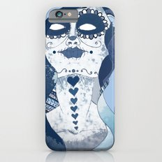 How Blue is Your Heart? iPhone 6s Slim Case
