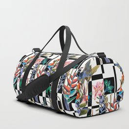 GEOMETRIC ABSTRACT PATTERN Duffle Bag