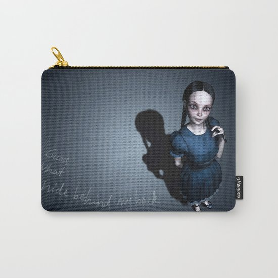 Miss Innocent Carry-All Pouch
