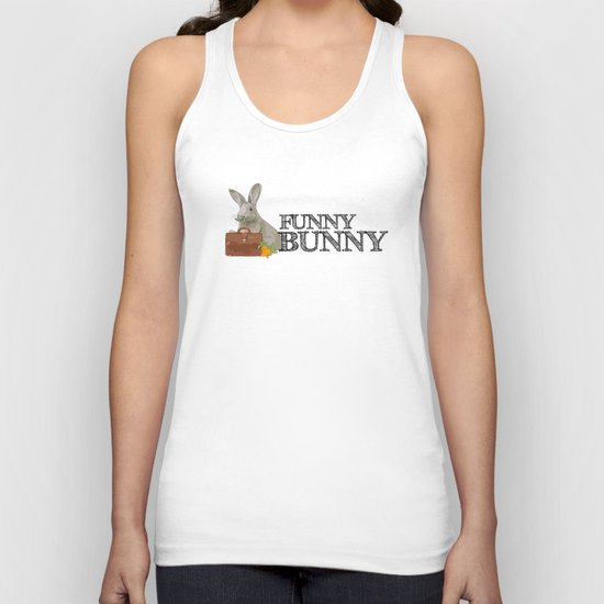 Move to the city Unisex Tank Top