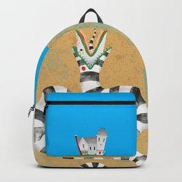 Recently Deceased Backpack